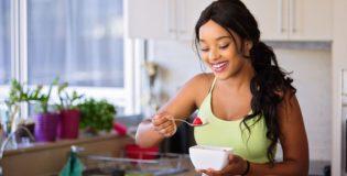 Zdrowe produkty podczas odchudzania